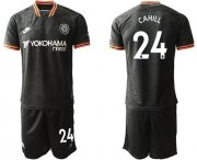 Wholesale Cheap Chelsea #24 Cahill Third Soccer Club Jersey