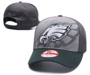 Wholesale Cheap NFL Philadelphia Eagles Stitched Snapback Hats 060