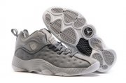 Wholesale Cheap Jordan Jumpman Team 2 II Shoes Grey/White