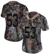 Wholesale Cheap Nike Bengals #53 Billy Price Camo Women's Stitched NFL Limited Rush Realtree Jersey