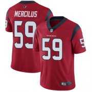 Wholesale Cheap Nike Texans #59 Whitney Mercilus Red Alternate Men's Stitched NFL Vapor Untouchable Limited Jersey