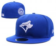 Wholesale Cheap Toronto Blue Jays fitted hats 03