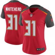 Wholesale Cheap Nike Buccaneers #31 Jordan Whitehead Red Team Color Women's Stitched NFL Vapor Untouchable Limited Jersey