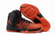 Wholesale Cheap Air Jordan 30.5 Shoes Orange Black