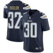 Wholesale Cheap Nike Chargers #30 Austin Ekeler Navy Blue Team Color Men's Stitched NFL Vapor Untouchable Limited Jersey