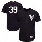 Wholesale Cheap Yankees #39 Mike Tauchman Navy Blue Flexbase Authentic Collection Stitched MLB Jersey