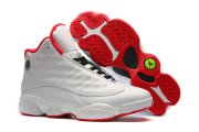 Wholesale Cheap Air Jordan 13 History Of Flight White/Red