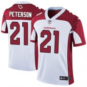 Wholesale Cheap Nike Cardinals #21 Patrick Peterson White Men's Stitched NFL Vapor Untouchable Limited Jersey