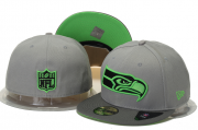 Wholesale Cheap Seattle Seahawks fitted hats 15