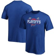 Wholesale Cheap Buffalo Bills Youth 2019 NFL Playoffs Bound Chip Shot T-Shirt Royal