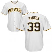 Wholesale Cheap Pirates #39 Dave Parker White Cool Base Stitched Youth MLB Jersey