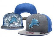 Wholesale Cheap Detroit Lions Snapbacks YD007