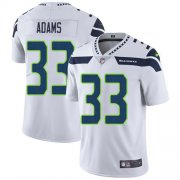 Wholesale Cheap Nike Seahawks #33 Jamal Adams White Youth Stitched NFL Vapor Untouchable Limited Jersey
