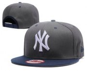 Wholesale Cheap New York Yankees Snapback Ajustable Cap Hat GS 2
