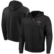Wholesale Cheap Washington Nationals Majestic 2019 World Series Champions Cutter Full-Zip Hoodie Black