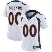 Wholesale Cheap Nike Denver Broncos Customized White Stitched Vapor Untouchable Limited Women's NFL Jersey