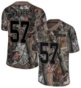 Wholesale Cheap Nike Broncos #57 Demarcus Walker Camo Youth Stitched NFL Limited Rush Realtree Jersey