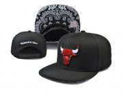 Wholesale Cheap NBA Chicago Bulls Snapback Ajustable Cap Hat LH 03-13_27