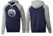 Wholesale Cheap NHL Edmonton Oilers Big & Tall Logo T-Shirt Light Grey