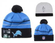 Wholesale Cheap Detroit Lions Beanies YD009