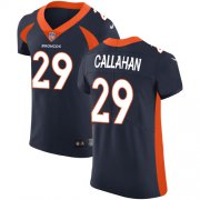 Wholesale Cheap Nike Broncos #29 Bryce Callahan Navy Blue Alternate Men's Stitched NFL Vapor Untouchable Elite Jersey