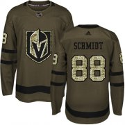 Wholesale Cheap Adidas Golden Knights #88 Nate Schmidt Green Salute to Service Stitched NHL Jersey