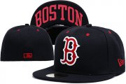 Wholesale Cheap Boston Red Sox fitted hats 08