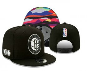 Wholesale Cheap Brooklyn Nets Snapback Ajustable Cap Hat YD 1