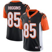 Wholesale Cheap Nike Bengals #85 Tee Higgins Black Team Color Youth Stitched NFL Vapor Untouchable Limited Jersey