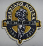 Wholesale Cheap Stitched MLB New York Yankees Mariano Rivera Jersey Patch