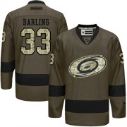 Wholesale Cheap Adidas Hurricanes #33 Scott Darling Green Salute to Service Stitched Youth NHL Jersey