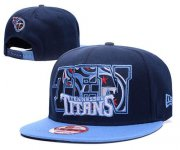 Wholesale Cheap NFL Tennessee Titans Stitched Snapback Hats 016