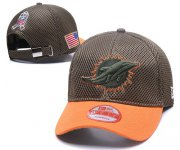 Wholesale Cheap NFL Miami Dolphins Stitched Snapback Hats 073
