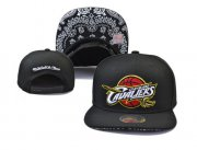 Wholesale Cheap NBA Cleveland Cavaliers Snapback Ajustable Cap Hat LH 03-13_19