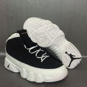 Wholesale Cheap Air Jordan 9 Retro Oreo Black/White