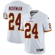 Wholesale Cheap Nike Redskins #24 Josh Norman White Youth Stitched NFL Vapor Untouchable Limited Jersey
