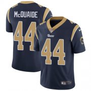 Wholesale Cheap Nike Rams #44 Jacob McQuaide Navy Blue Team Color Men's Stitched NFL Vapor Untouchable Limited Jersey