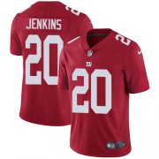 Wholesale Cheap Nike Giants #20 Janoris Jenkins Red Alternate Youth Stitched NFL Vapor Untouchable Limited Jersey
