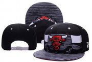 Wholesale Cheap NBA Chicago Bulls Snapback Ajustable Cap Hat XDF 03-13_14