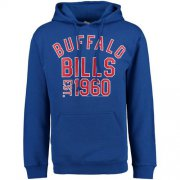 Wholesale Cheap Buffalo Bills End Around Pullover Hoodie Royal