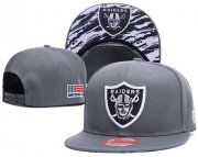 Wholesale Cheap NFL Oakland Raiders Stitched Snapback Hats 165