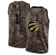 Wholesale Cheap Raptors #1 Tracy Mcgrady Camo 2019 Finals Bound Basketball Swingman Realtree Collection Jersey