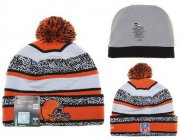 Wholesale Cheap Cleveland Browns Beanies YD001