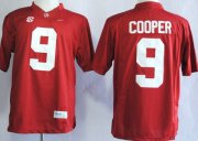 Wholesale Cheap Alabama Crimson Tide #9 Amari Cooper 2014 Red Limited Jersey