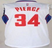 Wholesale Cheap Los Angeles Clippers #34 Paul Pierce Revolution 30 Swingman 2015 New White Jersey