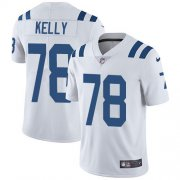 Wholesale Cheap Nike Colts #78 Ryan Kelly White Youth Stitched NFL Vapor Untouchable Limited Jersey