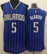 Wholesale Cheap Orlando Magic #5 Victor Oladipo Blue Swingman Jersey