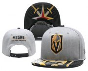 Wholesale Cheap Vegas Golden Knights Snapback Ajustable Cap Hat 5