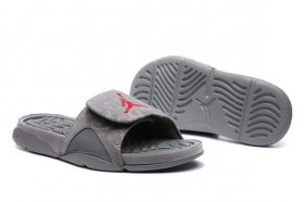 Wholesale Cheap KAWS x Air Jordan 4 Sandals Shoes Cool grey Red