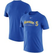 Wholesale Cheap Seattle Mariners Nike MLB Practice T-Shirt Royal